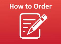 Kako naručiti