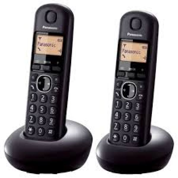 Panasonic bežični telefon KX-TGB212FXB  - Inelektronik