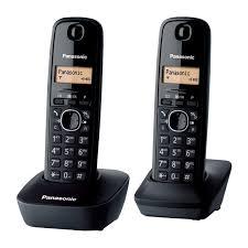 Panasonic bežični telefon KX-TGC212FXB  - Inelektronik