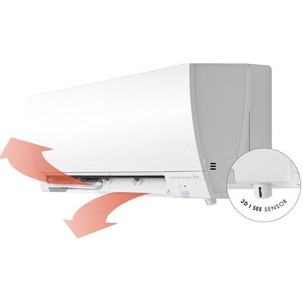 Mitsubishi klima uređaj-inverter MSZ-FH50VE/MUZ-FH50VE  - Inelektronik