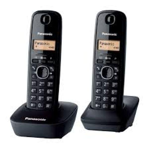 Panasonic bežični telefon KX-TG1612FXH  - Inelektronik
