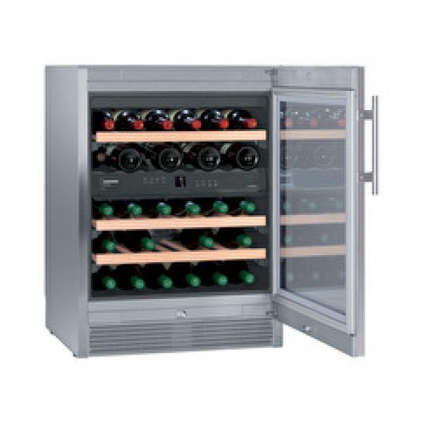 Liebherr  vinska vitrina WTes 1672 - Vinidor - Inelektronik