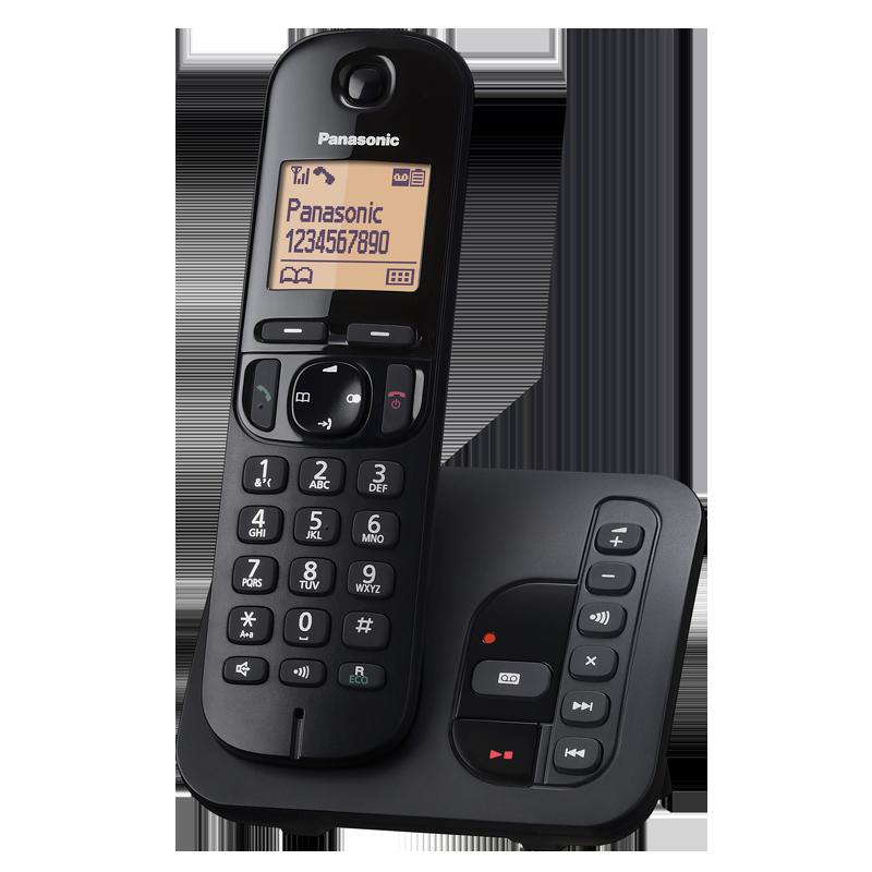 Panasonic bežični telefon KX-TGC220FXB - Inelektronik