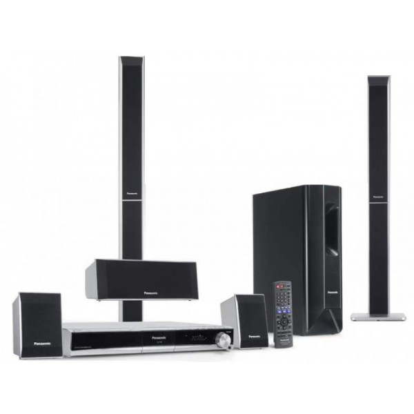 Panasonic home cinema SC-PT465E-S - Inelektronik