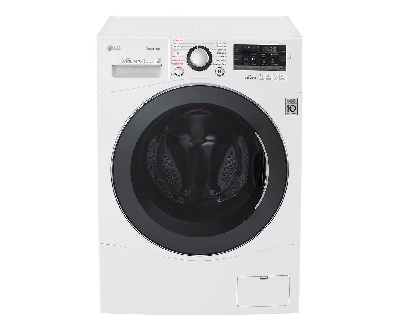LG mašina za pranje i sušenje FH4A8FDH2N - Inelektronik