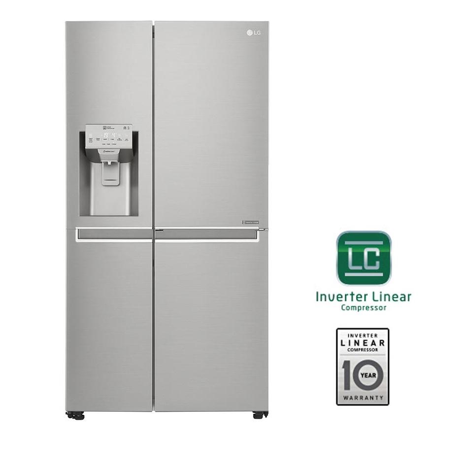 LG frižider kombinovani GSJ961NEBZ - Inelektronik