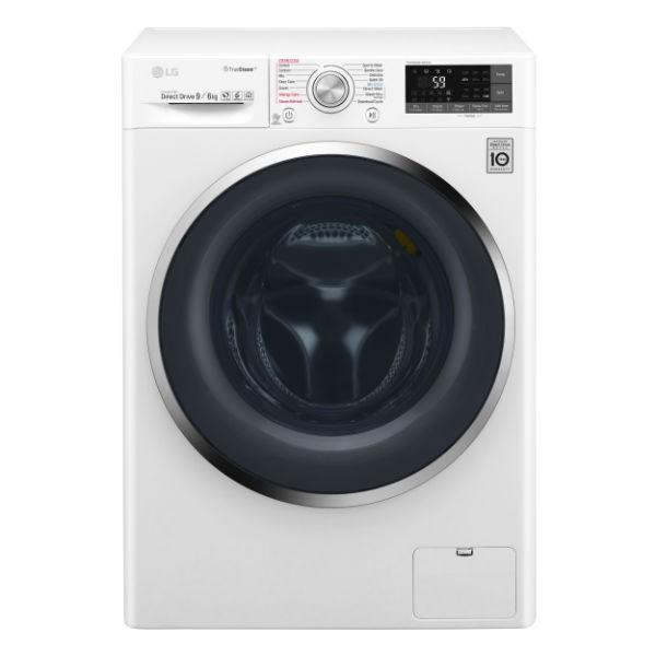 LG mašina za pranje i sušenje F4J8FH2W - Inelektronik