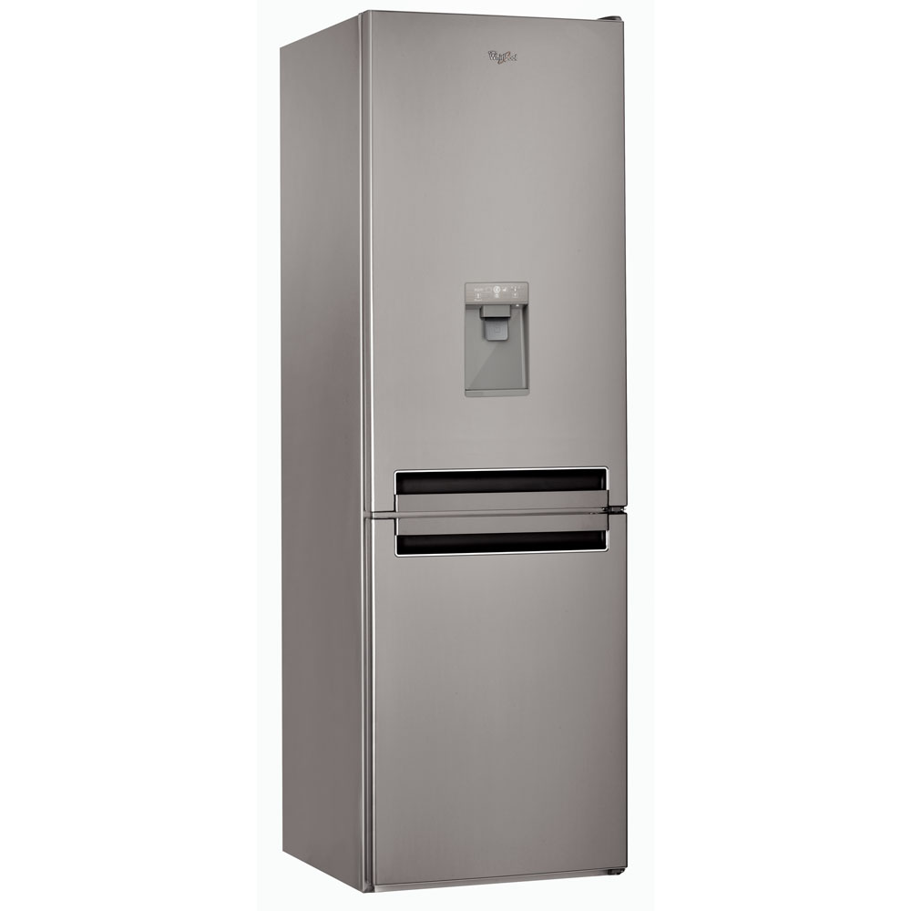 Whirlpool frižider kombinovani BSNF 8451 OX AQUA - Inelektronik