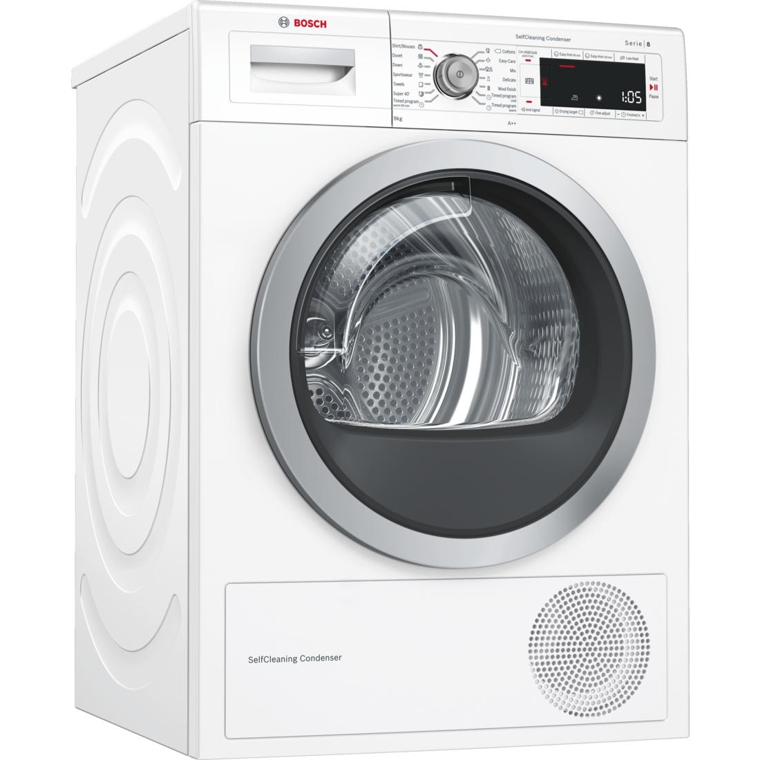 Bosch mašina za sušenje veša WTW85550BY - Inelektronik