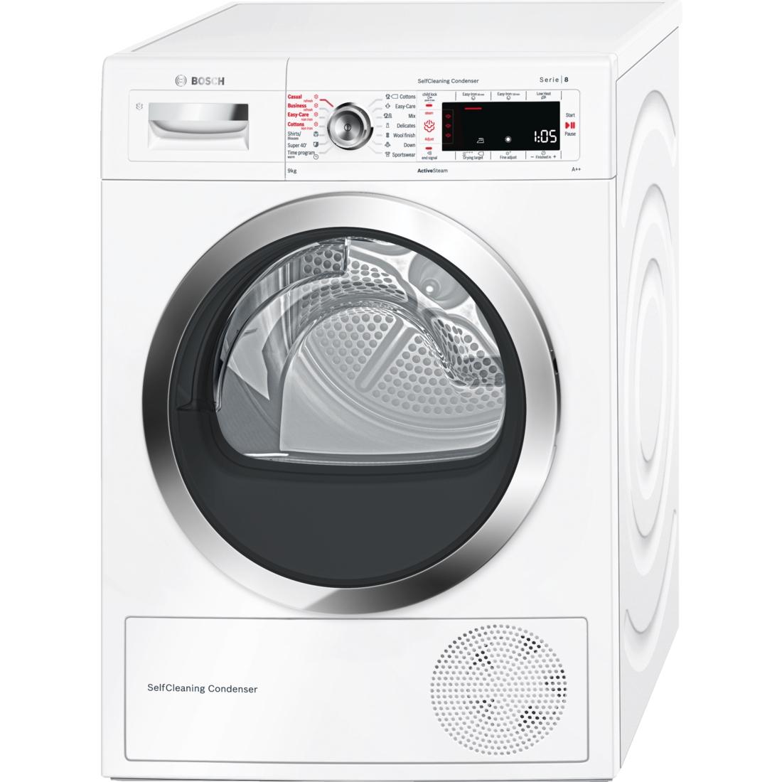 Bosch mašina za sušenje veša WTW85540EU - Inelektronik