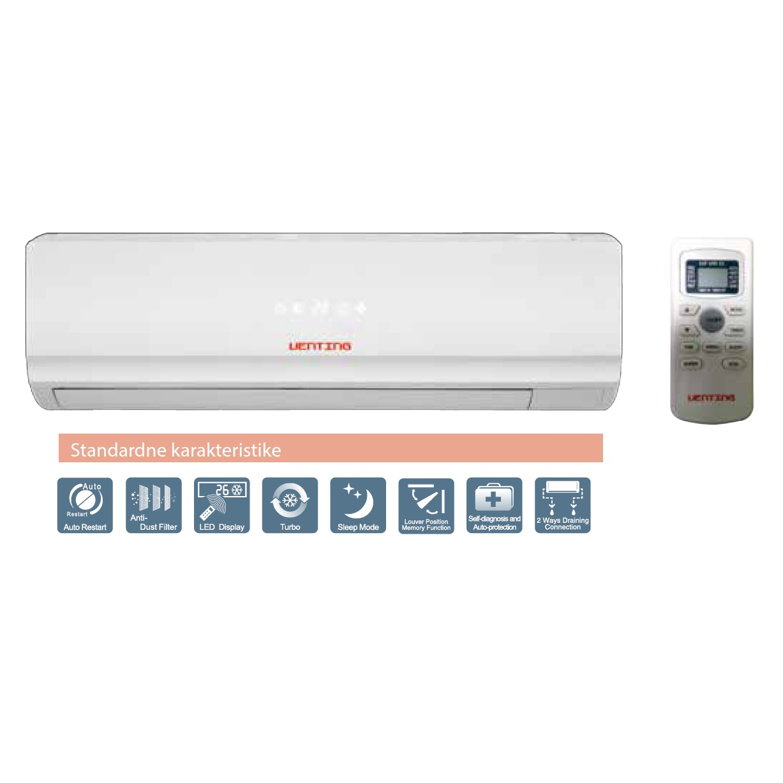 Venting klima uređaj VSS-12NTR2 - Inelektronik