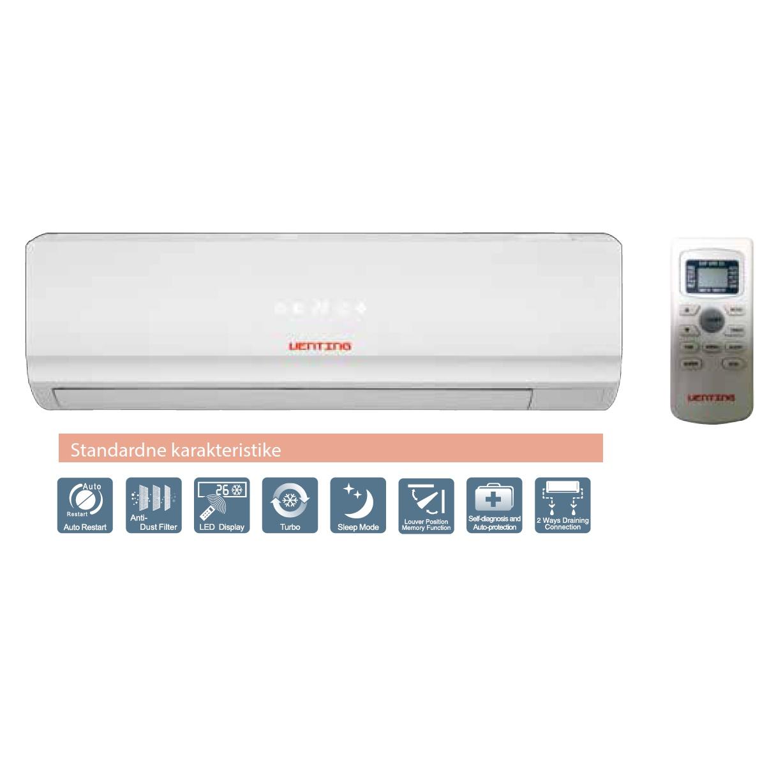 Venting klima uređaj VSS-09NTR2 - Inelektronik