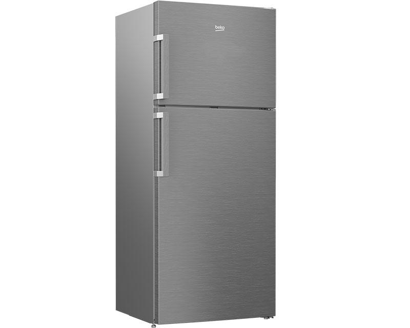 Beko kombinovani frižider RDNE480K21X  - Inelektronik