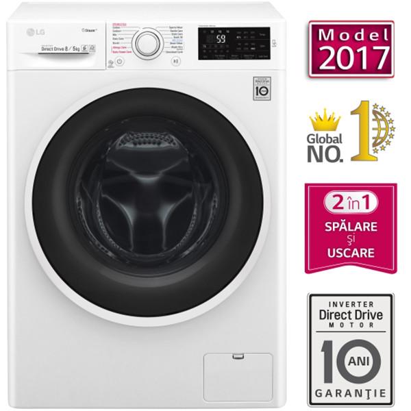 LG mašina za pranje i sušenje veša F4J6TG0W  - Inelektronik