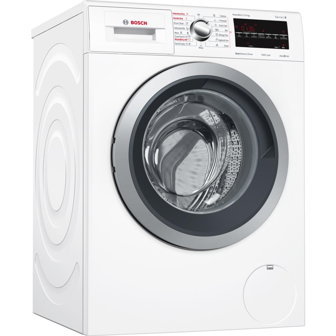 Bosch mašina za pranje i sušenje WVG30442EU - Inelektronik
