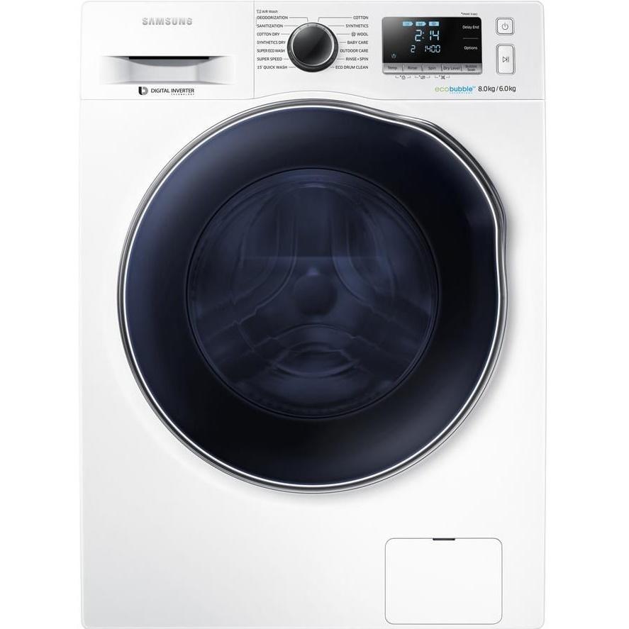 Samsung mašina za pranje i sušenje veša WD 80J6410AW - Inelektronik