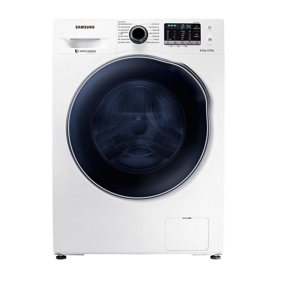 Samsung mašina za pranje i sušenje veša WD80J5430AW LE - Inelektronik
