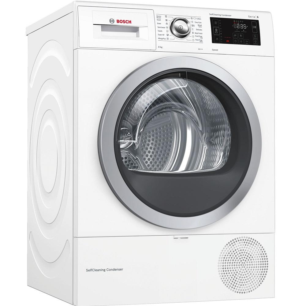 Bosch mašina za sušenje veša WTW876WBY - Inelektronik