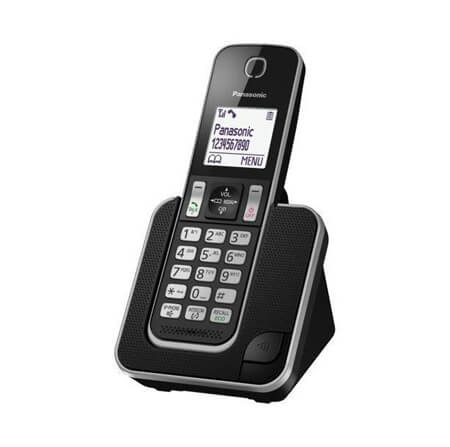 Panasonic bežični telefon KX-TGD310FXB - Inelektronik