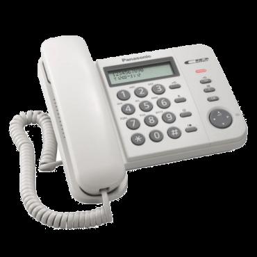 Panasonic  žični telefon KX-TS560FXW - Inelektronik