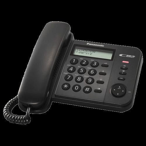 Panasonižični telefon    KX-TS580FXB - Inelektronik