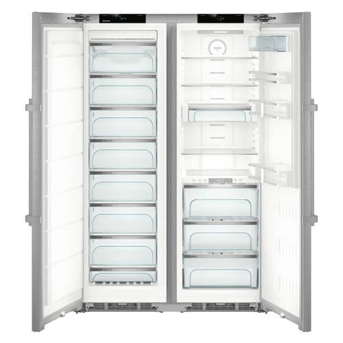 LIEBHERR Side by side frižider SBSes 8663 Premium - Inelektronik