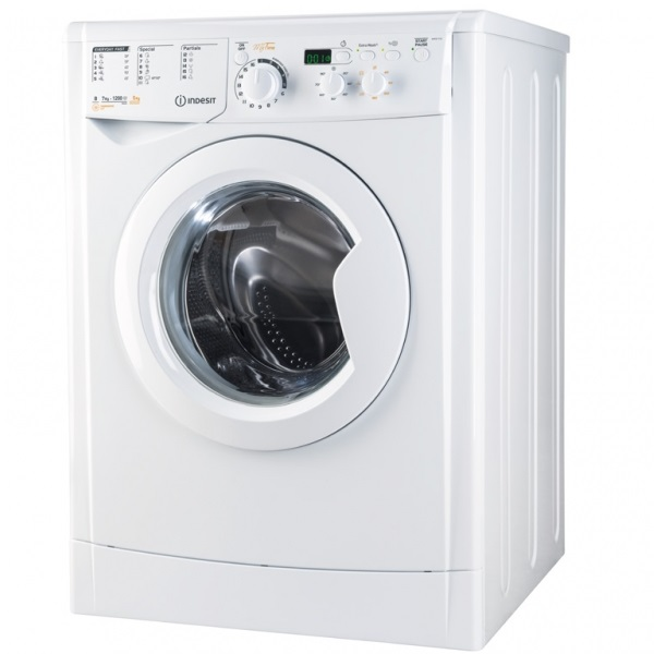 Indesit mašina za pranje i sušenje EWDD7125W EU - Inelektronik