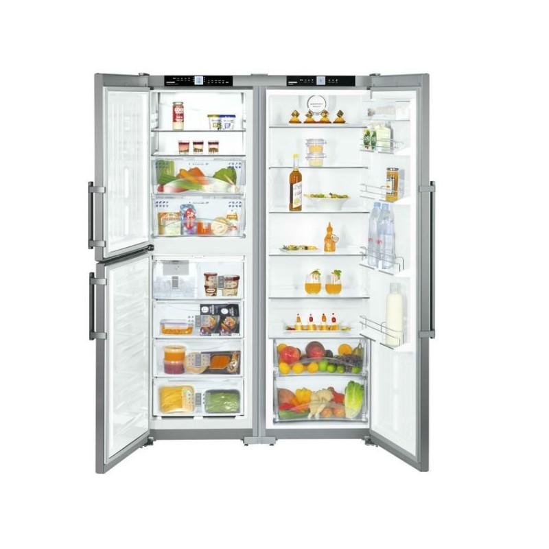 LIEBHERR Side by side frižider SBSef 7343 Confort  - Inelektronik