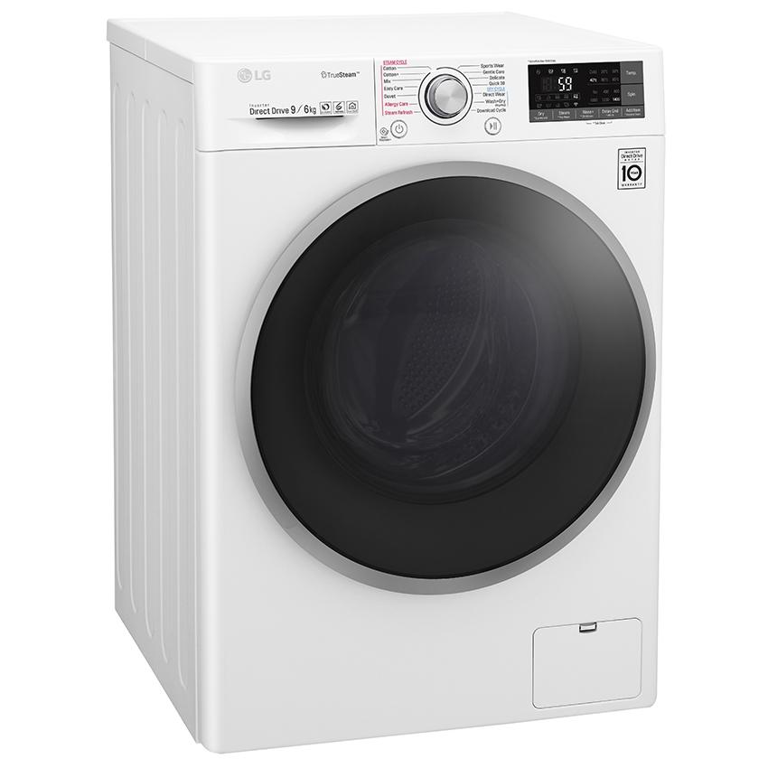 LG mašina za pranje i sušenje veša F4J7FH1W - Inelektronik