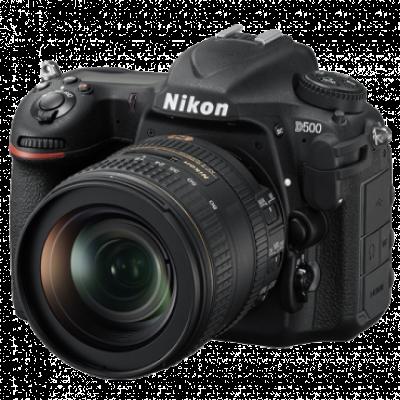 NIKON D500 + 16-80mm - Inelektronik