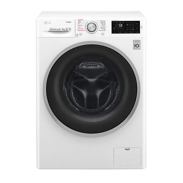 LG mašina za pranje i sušenje veša F4J6TG1W - Inelektronik