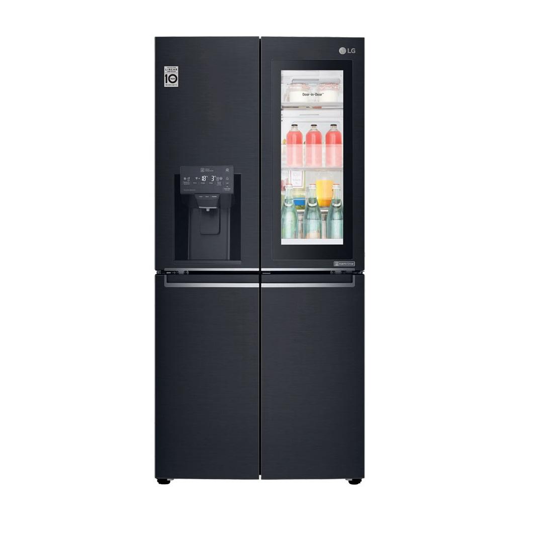 LG frižider GMX844MCKV - Inelektronik
