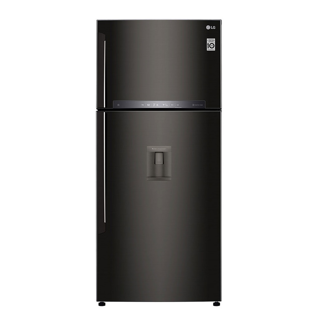 LG kombinovani frižider GTF744BLPZD - Inelektronik