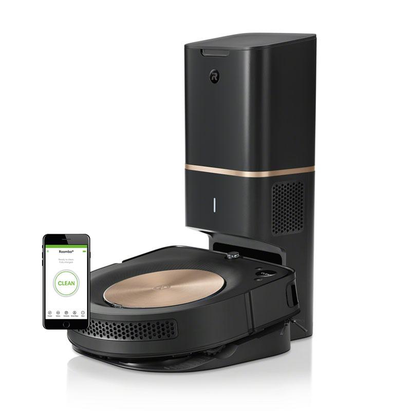iRobot usisivač robot Roomba s9+ - Inelektronik