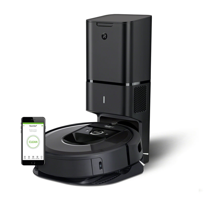 iRobot usisivač robot Roomba i7+ - Inelektronik
