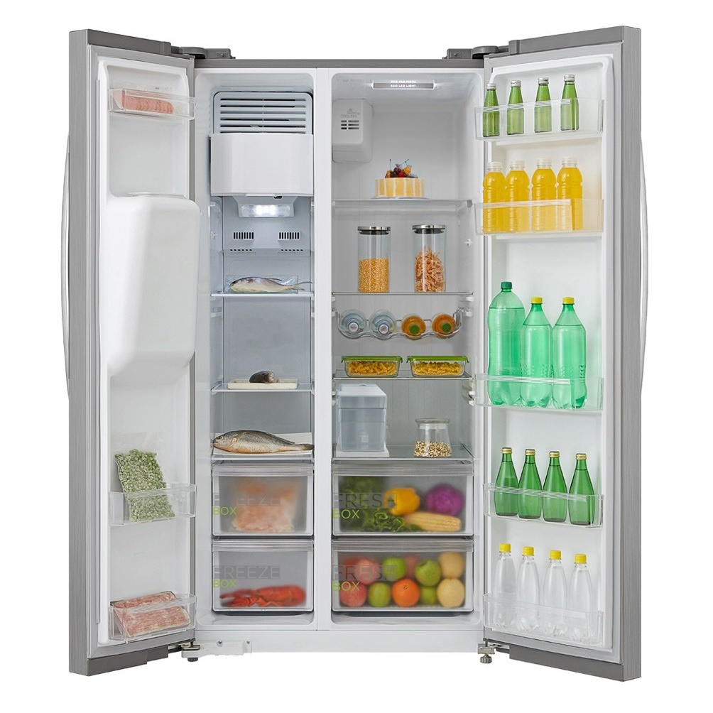 Midea frižider HC-660 WEN Premium inox A++ - Inelektronik