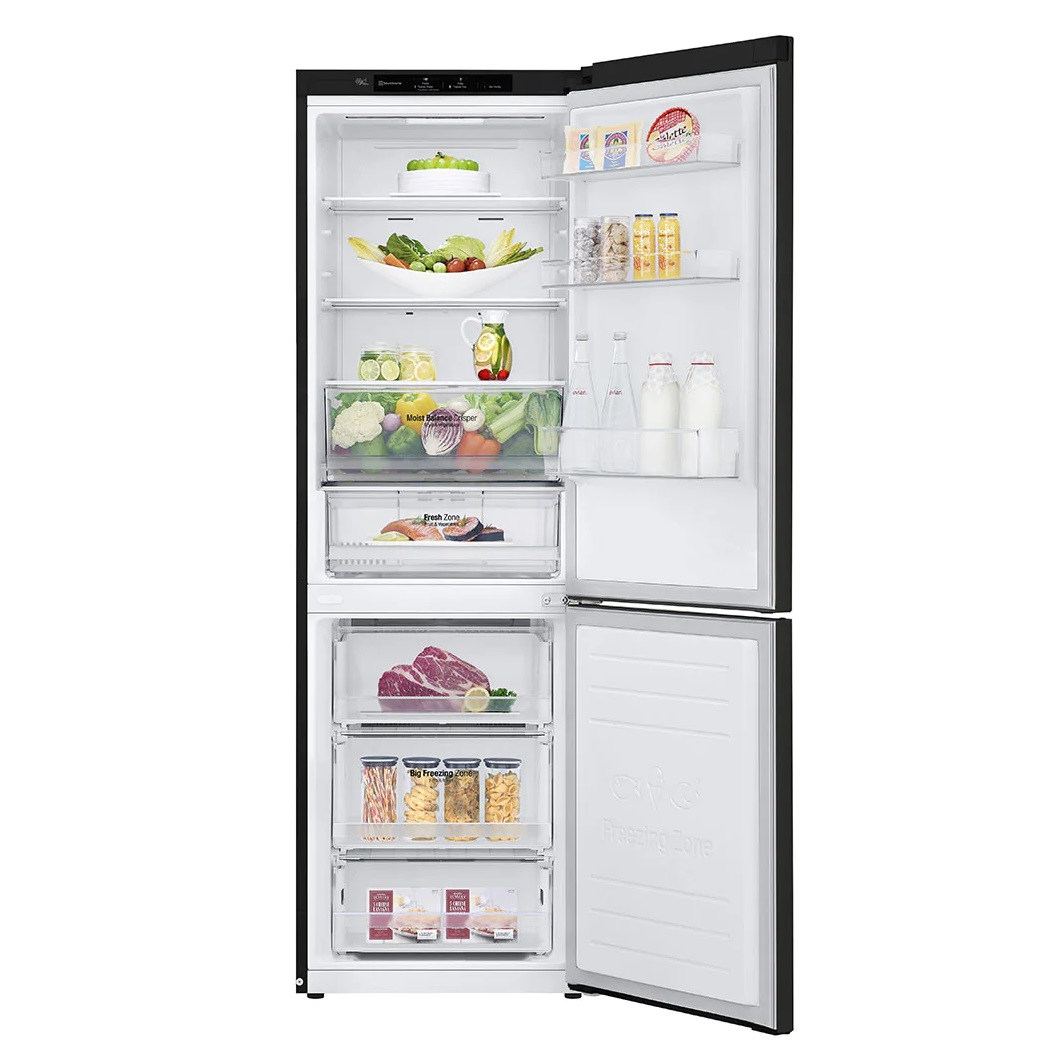 LG frižider kombinovani GBB61BLJMN - Inelektronik
