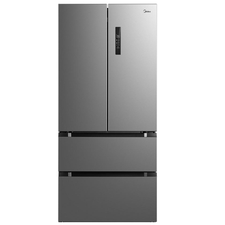 Midea frižider HQ-610 WEN premium inox - Inelektronik