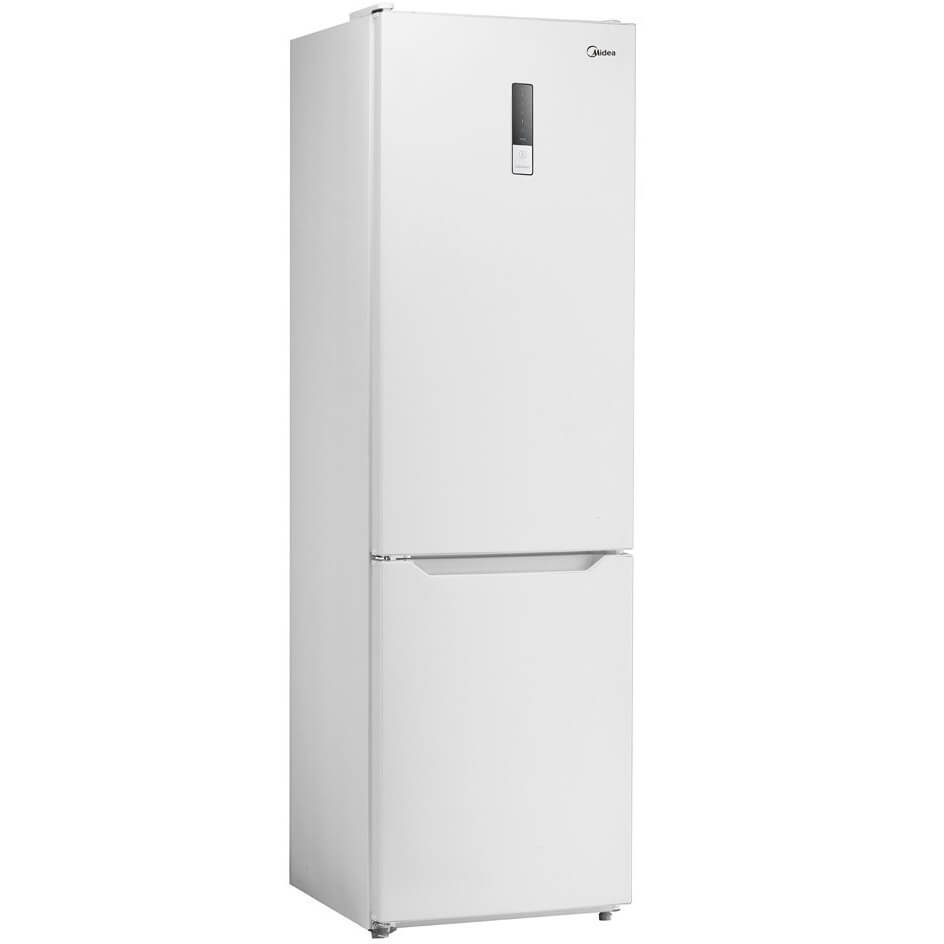 Midea kombinovani frižider HD-468 RWE1N beli - Inelektronik