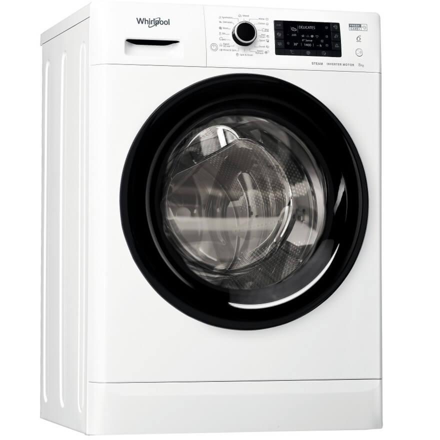 Whirlpool veš mašina FWSD 81283 BV EE N slim - Inelektronik