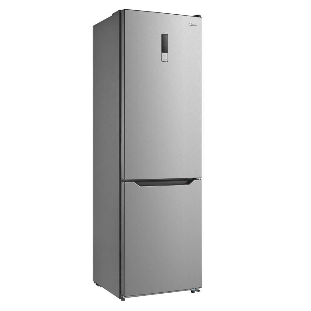 Midea kombinovani frižider HD-468RWE1N - INOX - Inelektronik