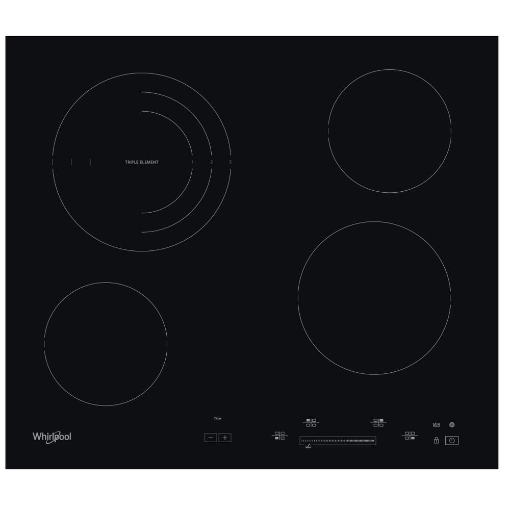 Whirlpool ugradna ploča AKT 8900 BA - Inelektronik