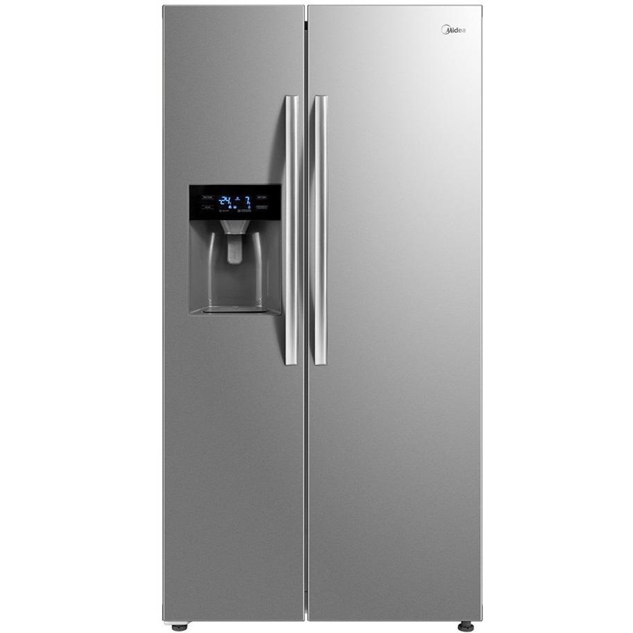 Midea frižider HC-660 WEN Premium inox A+ - Inelektronik