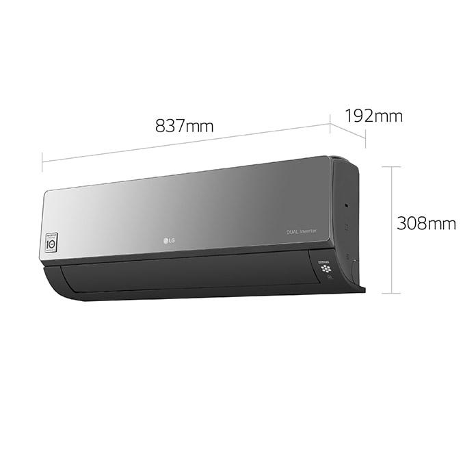 Klima uređaj LG AC12BQ 12000btu, inverter - Inelektronik