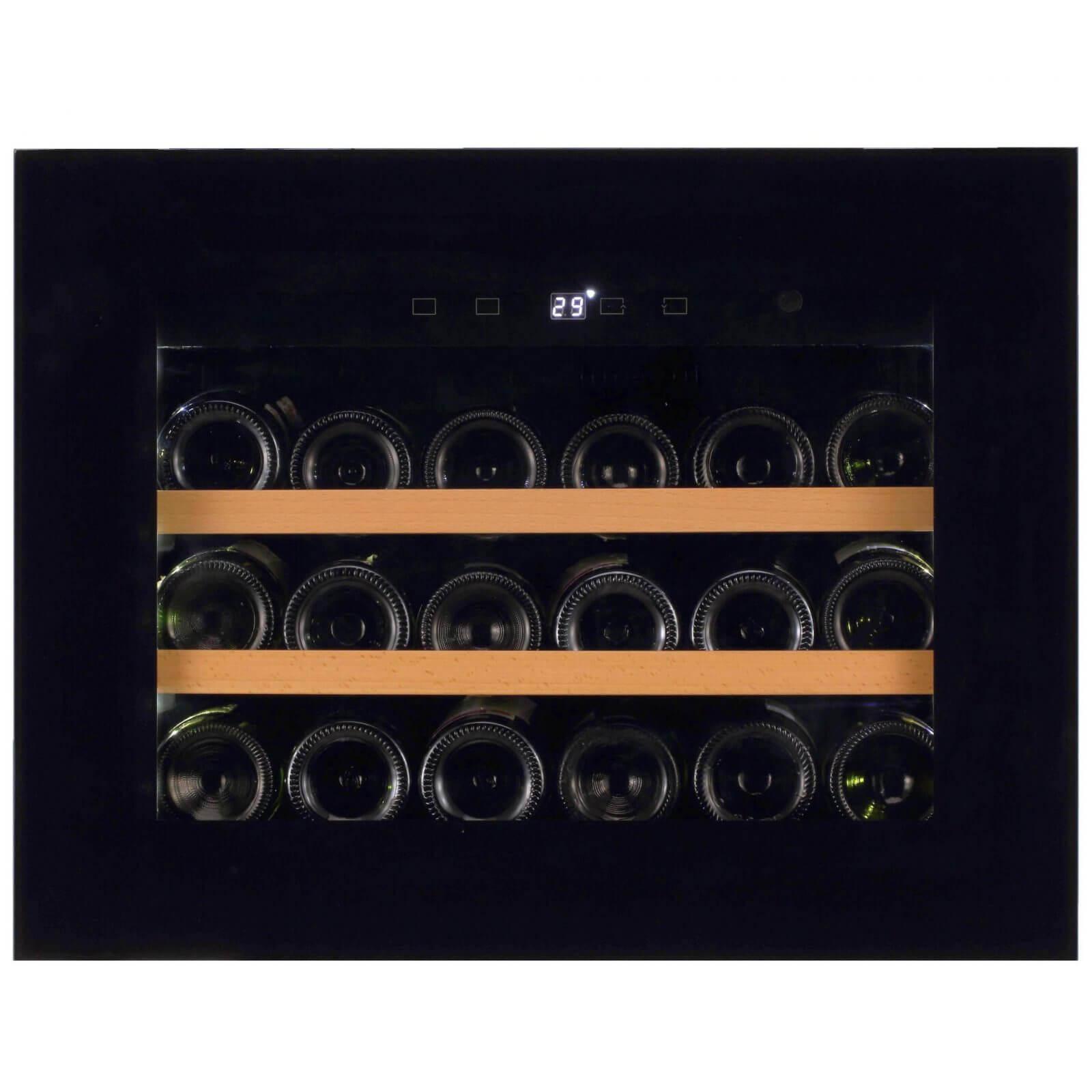 Dunavox vinska vitrina DAVG-18.46B.TO - Inelektronik