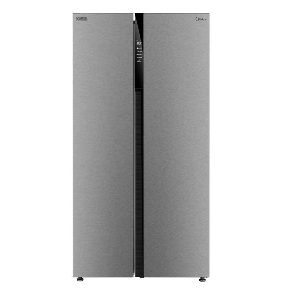 Midea frižider HC 689 WEN premium inox A++ - Inelektronik