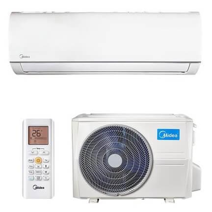 Midea inverter klima uređaj MA-09NXD0-XI/MA-09N8D0-XO - Inelektronik