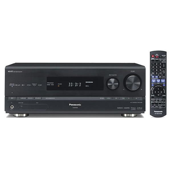 Panasonic audio risiver SA-BX500EG-K - Inelektronik