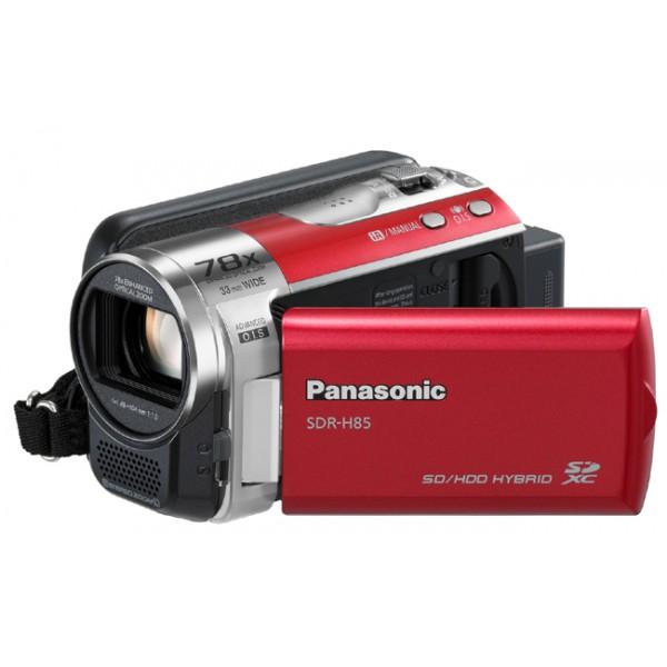 Panasonic kamera SDR-H85EP-R - Inelektronik