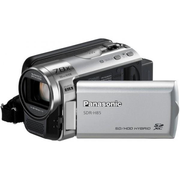 Panasonic kamera SDR-H85EP-S - Inelektronik